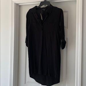 Women's long blouse shirt